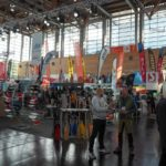 Paddle expo interior